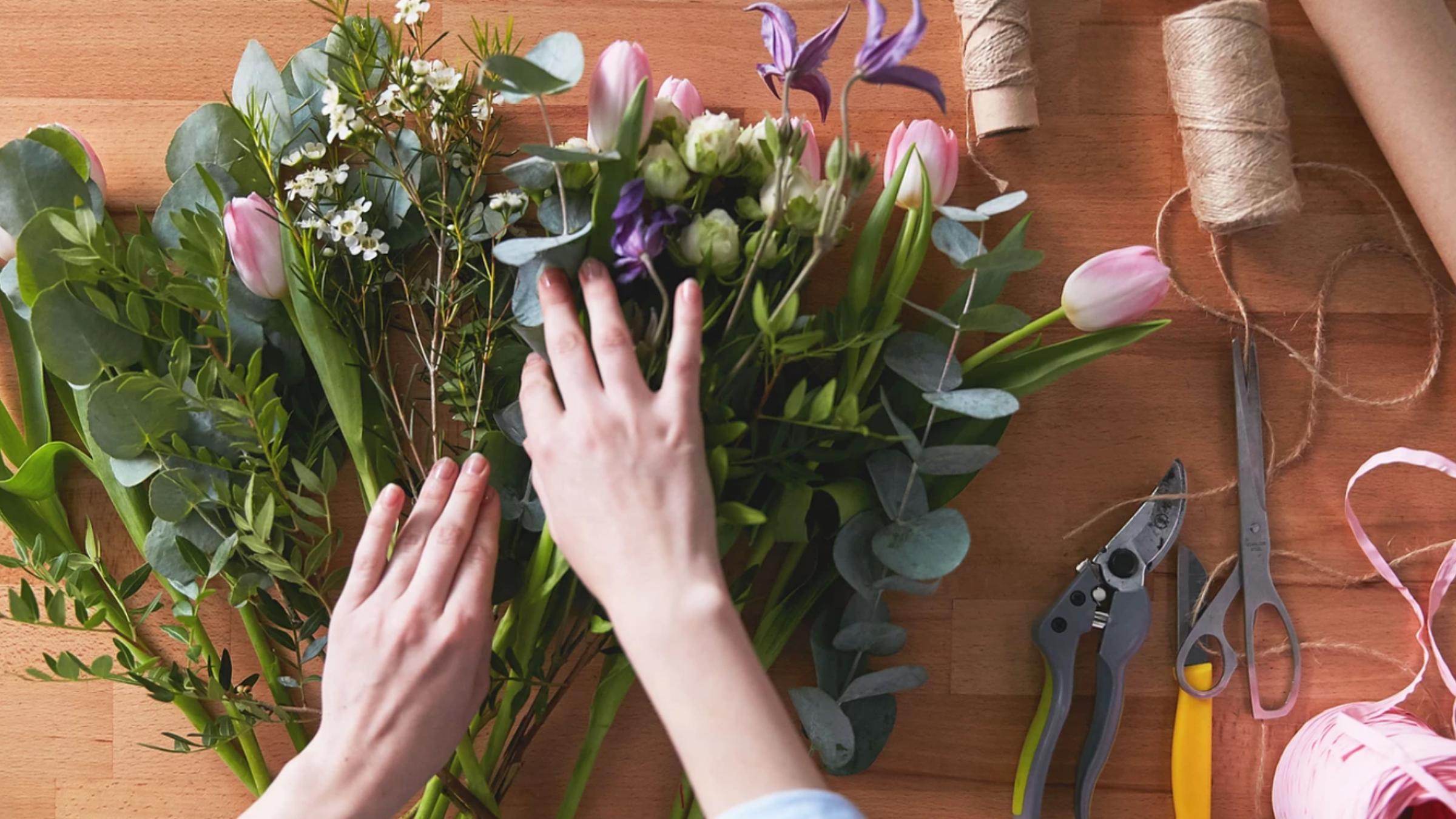 7 Flower DIY Tips