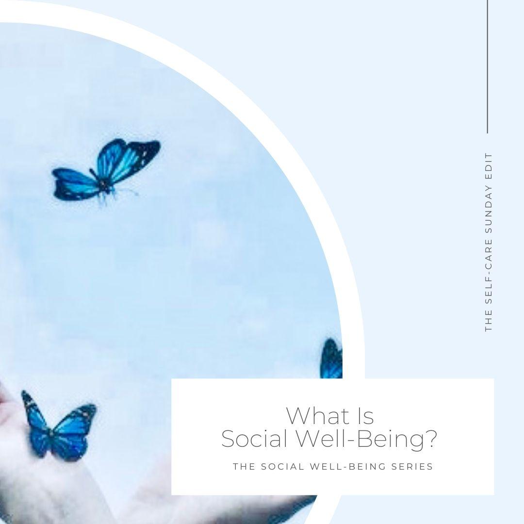 Social Butterfly!