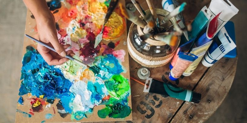 5 Ways to Encourage Creativity in Your Home