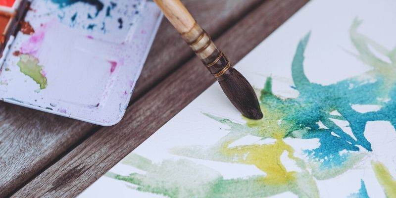 How to use Art as a Mindfulness Practice
