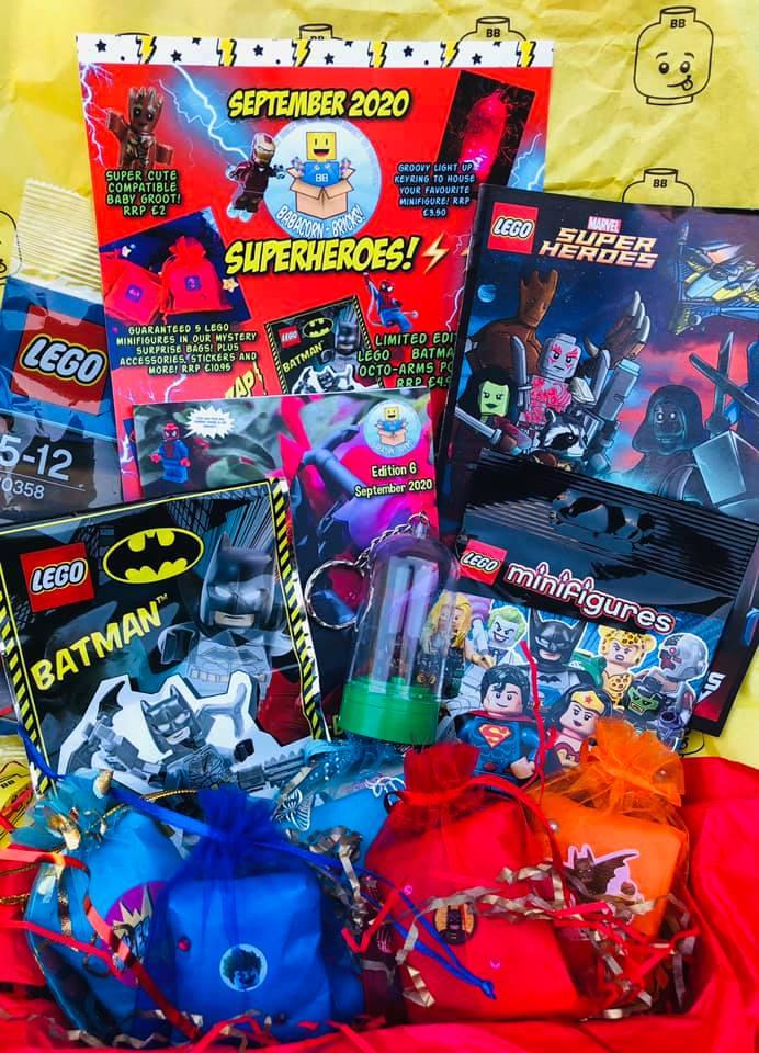 September 2020 'Superheroes'
