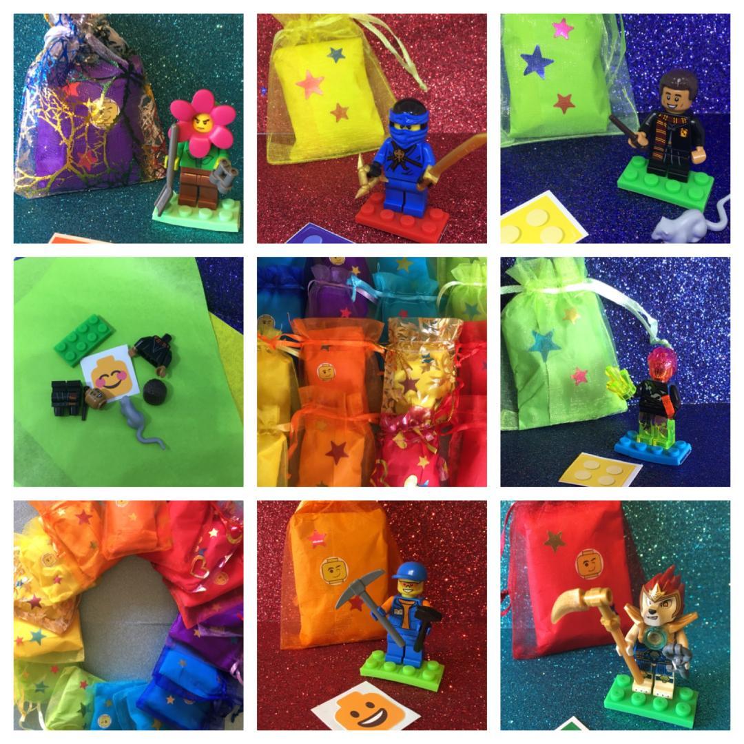 Minifigure Surprise bags!