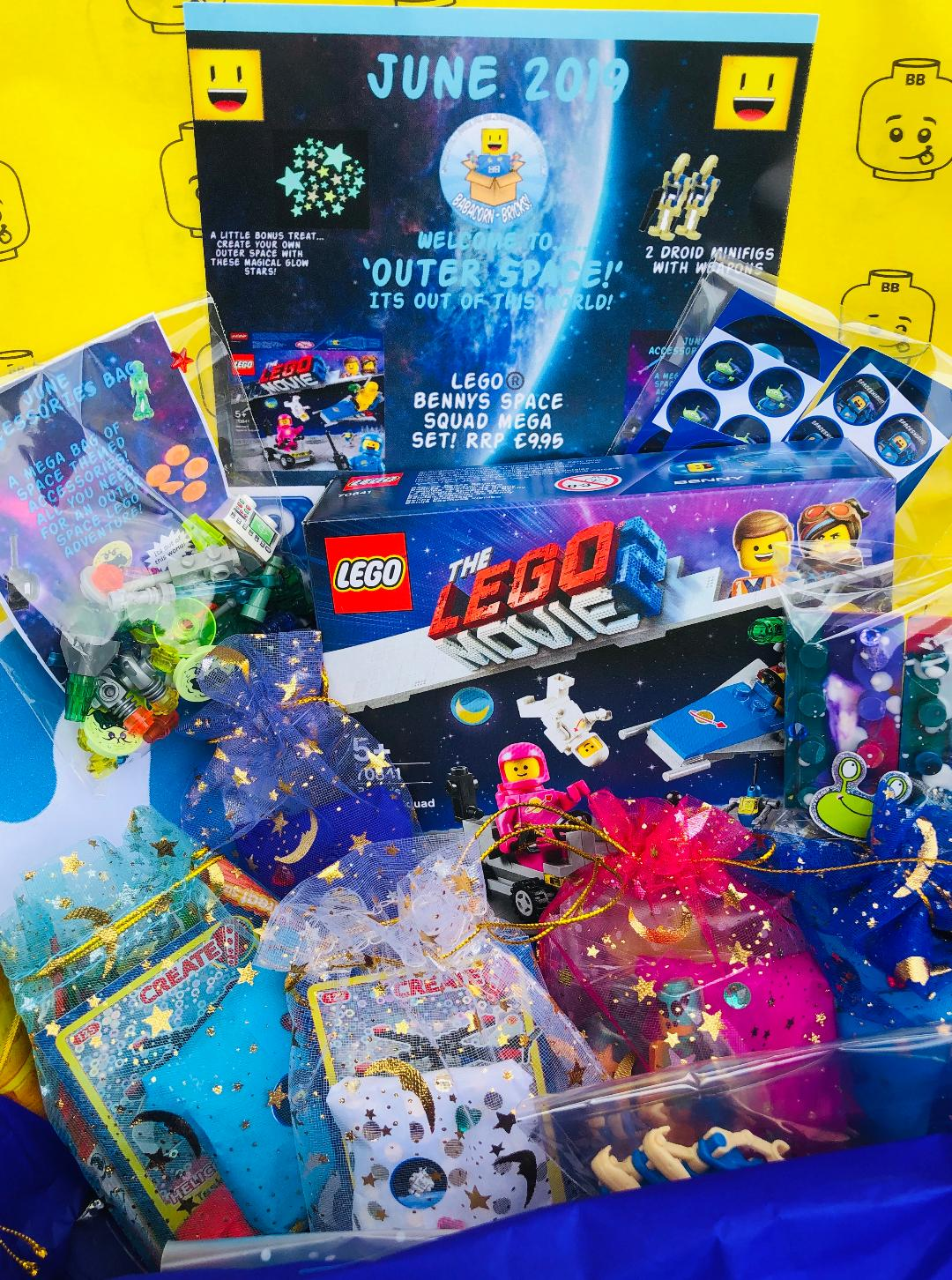 June 2019 Box 'Outer Space'