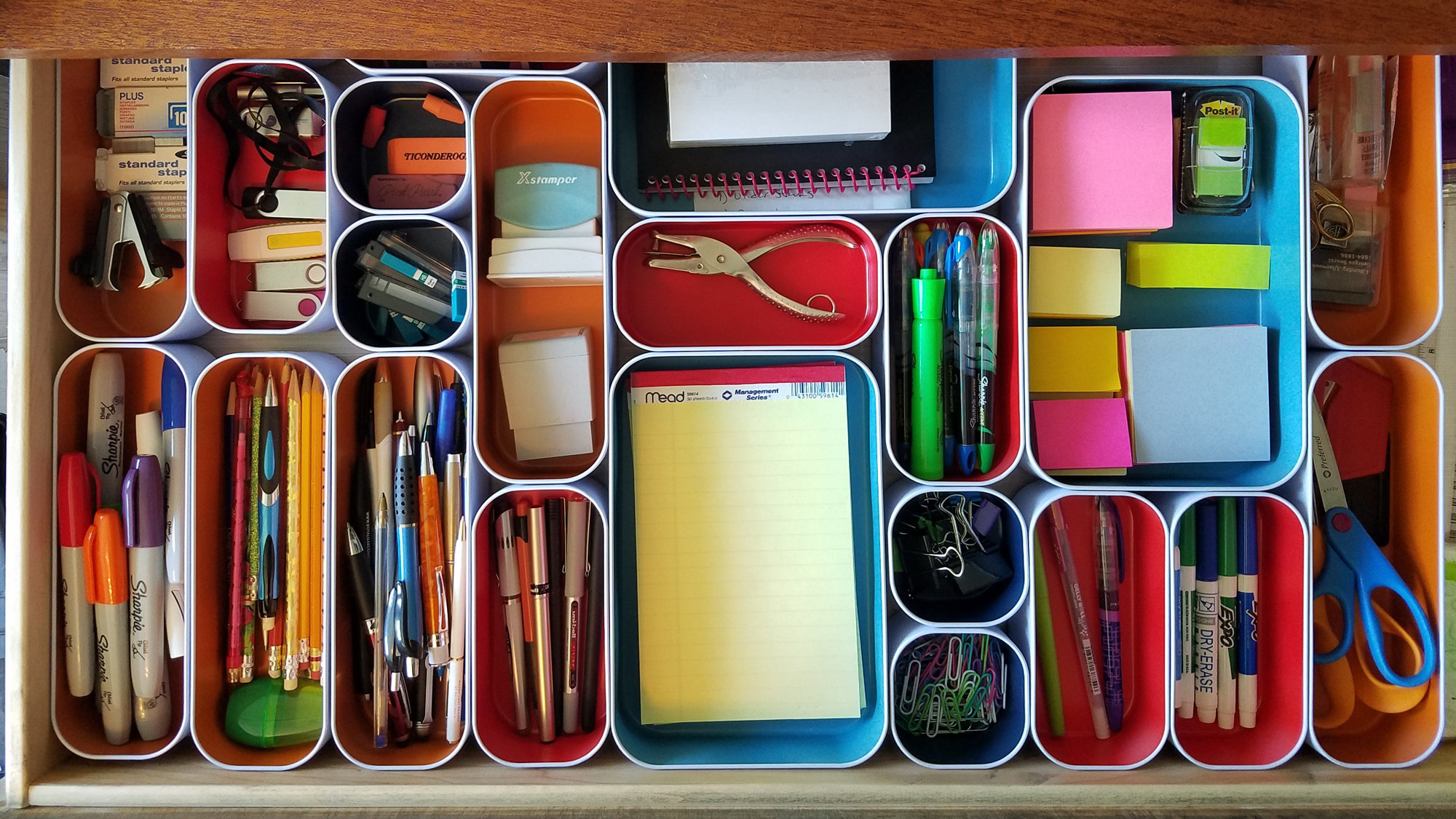Want to live more sustainably? Get organized