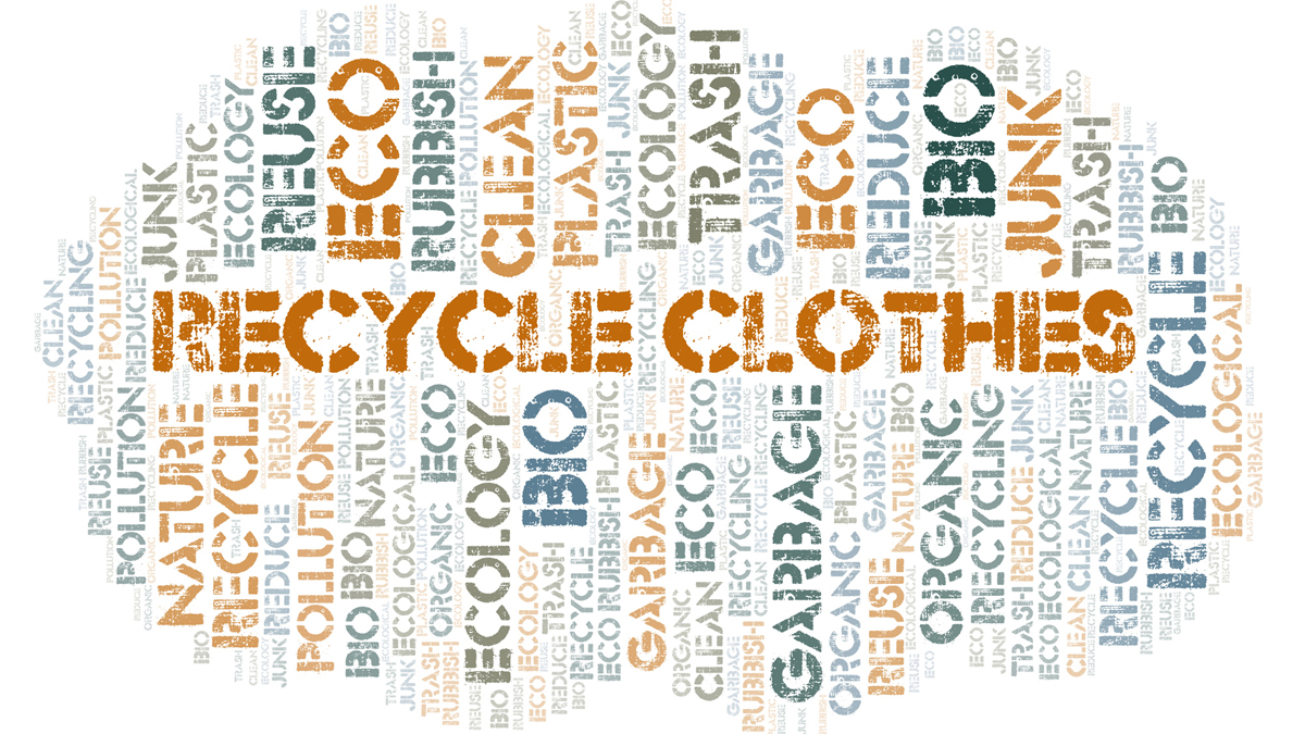 Where is all this textile waste coming from?