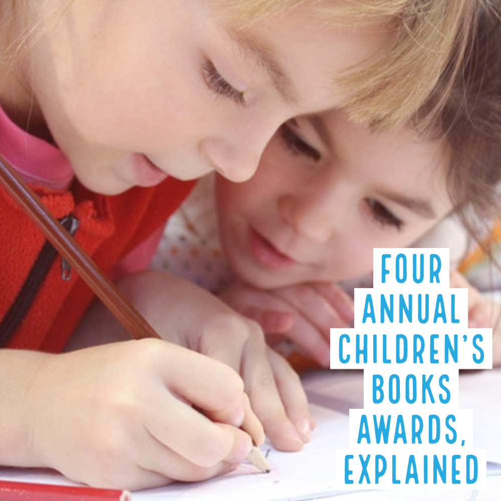 Four Annual Children's Book Awards, Explained