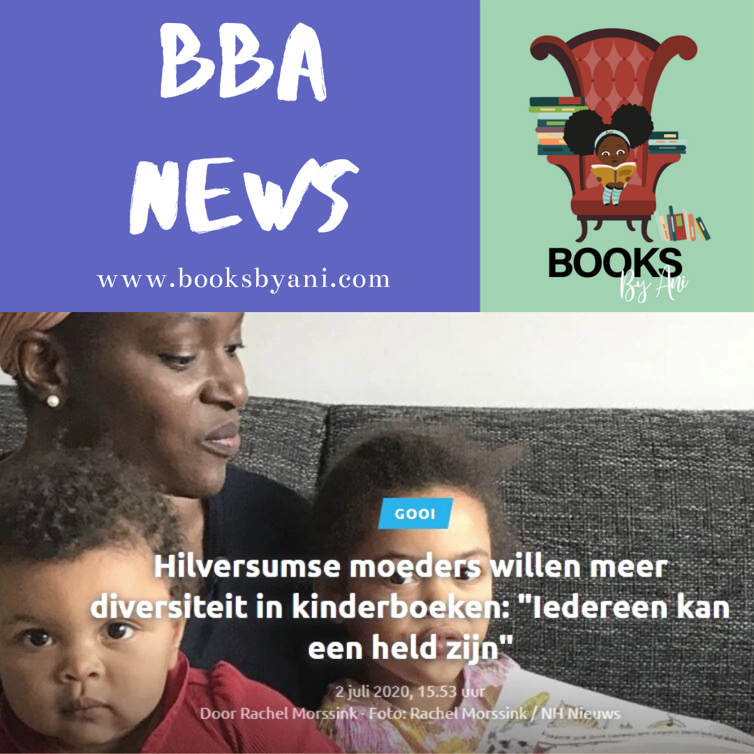 """Hilversumse moeders willen meer diversiteit in kinderboeken: """"Iedereen kan een held zijn"""""""