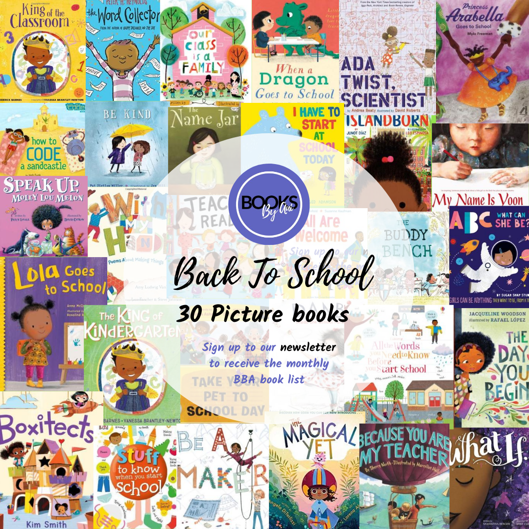 Books By Ani's Back To School Books