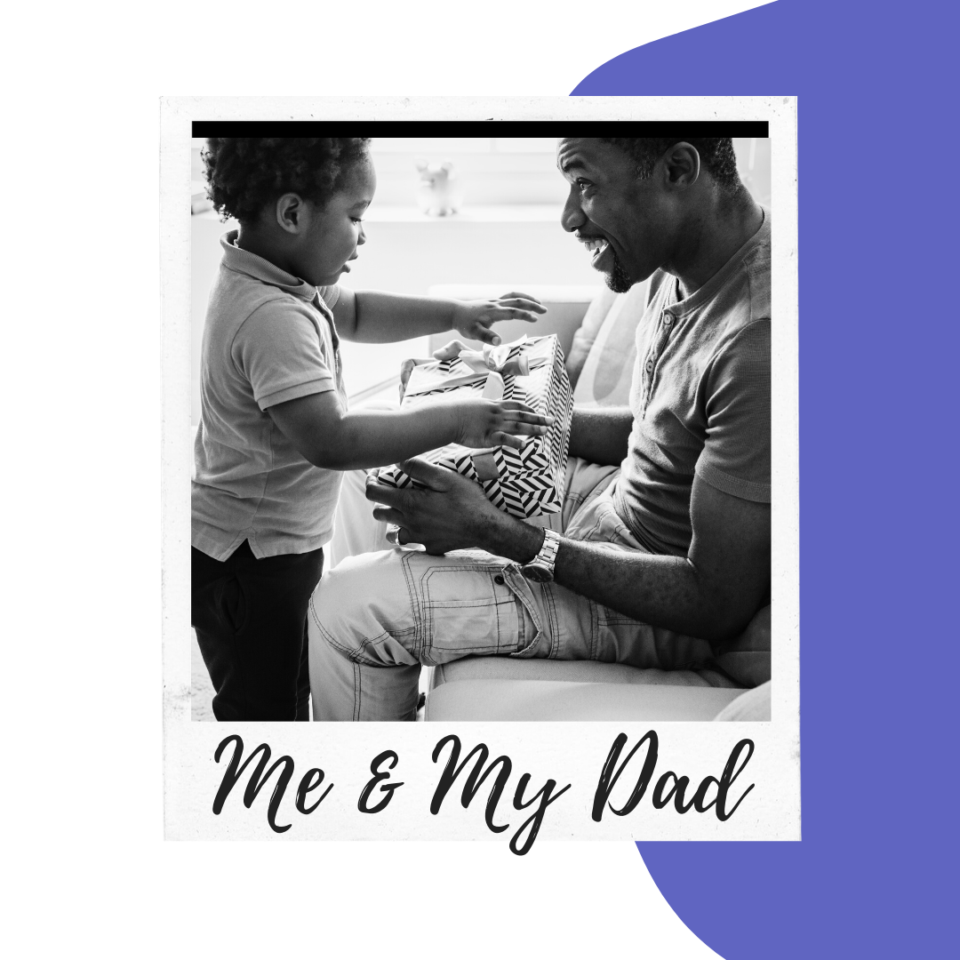 10 Picture books about dad & me