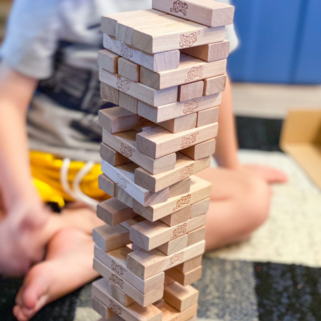 3 Benefits to Playing Games with Our Kids