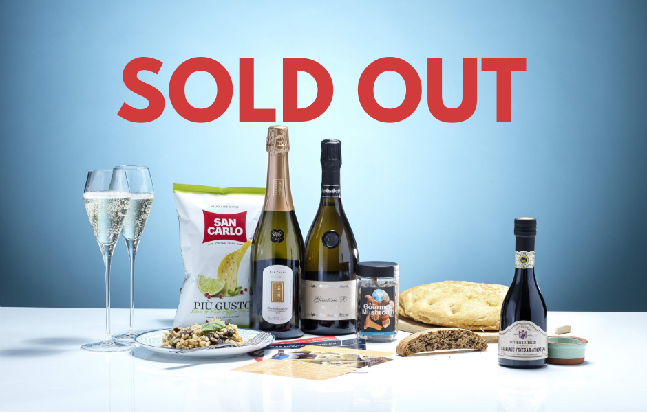 JULY BOX HAS SOLD OUT