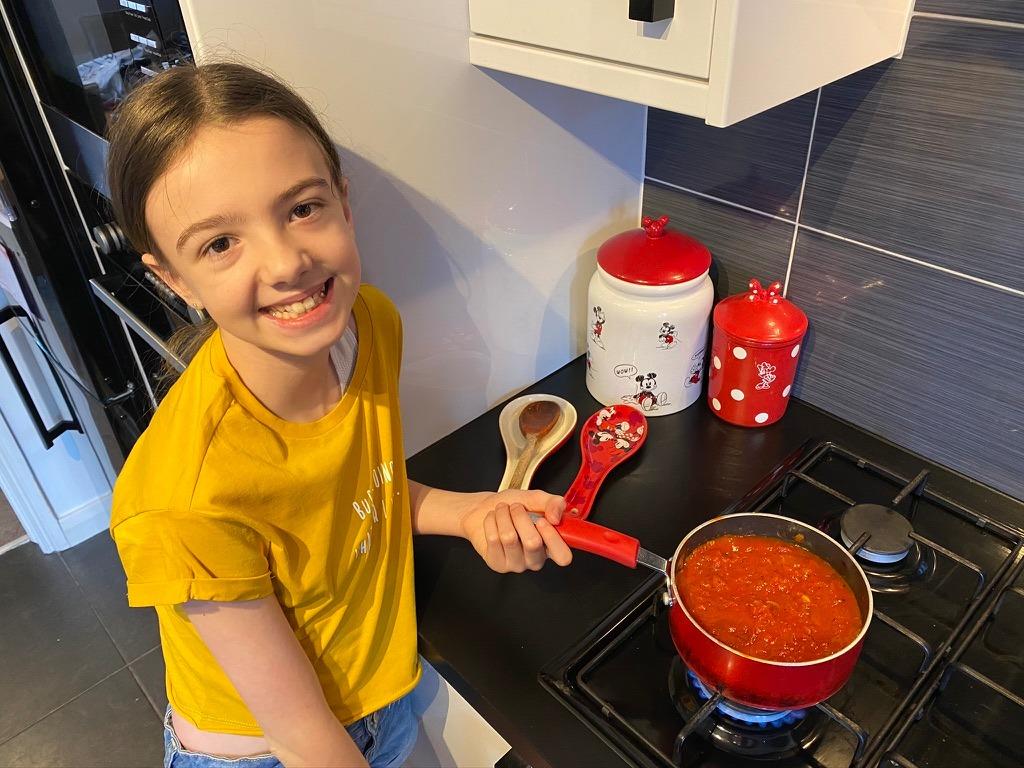 'Real' Italian Tomato Sauce