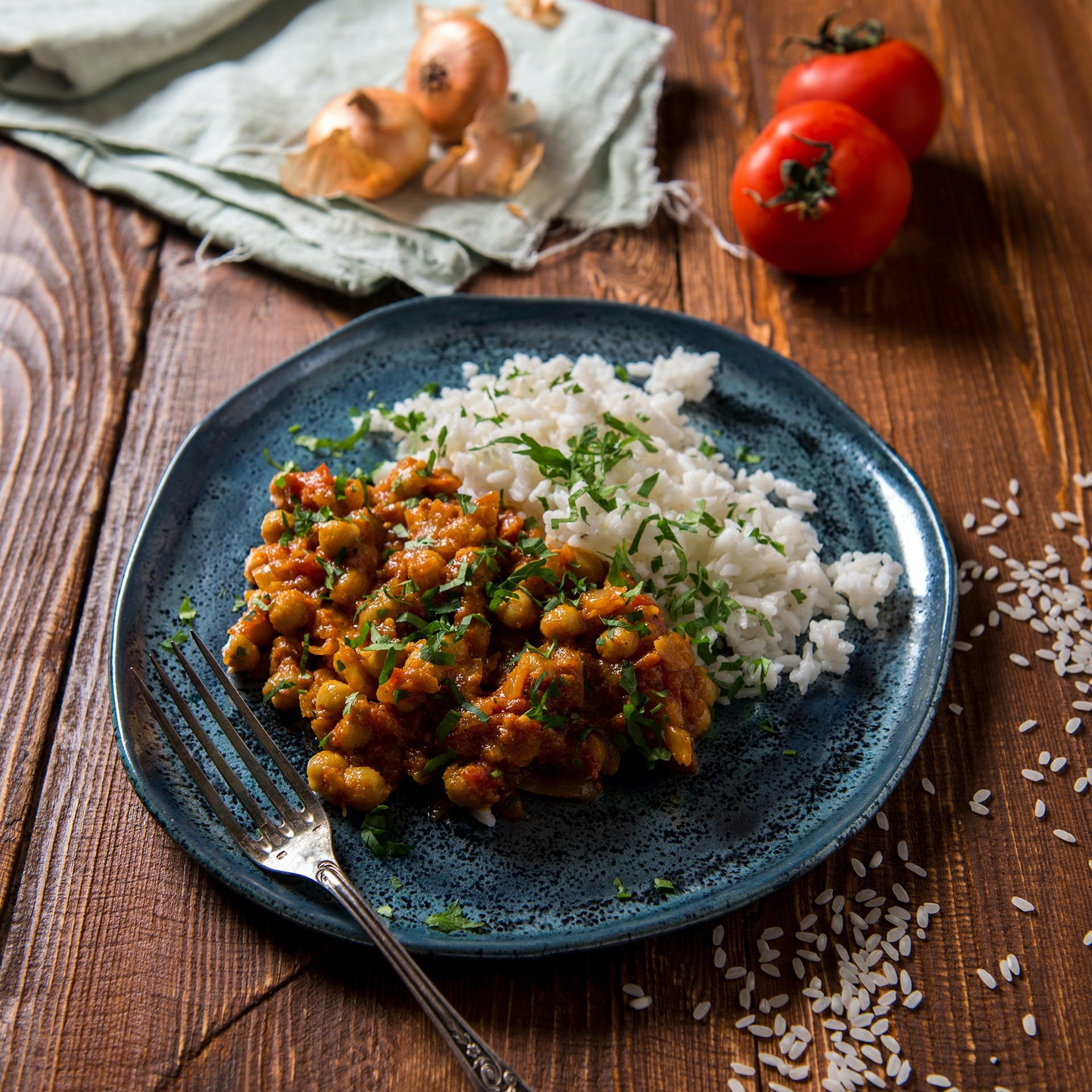 Super Easy Indian Curry!