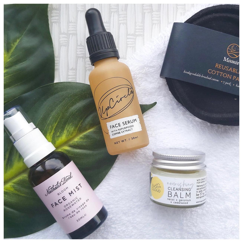 'Fresh Faced' Skincare Routine
