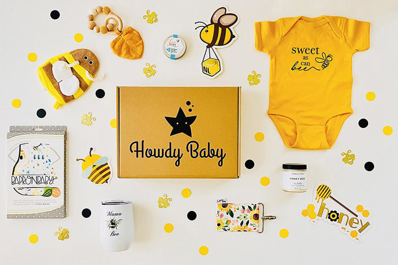 Howdy Baby Unboxing - September 2021
