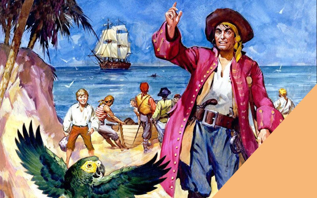 Análisis del modelo de vida actual desde los ojos del pirata John Silver el Largo