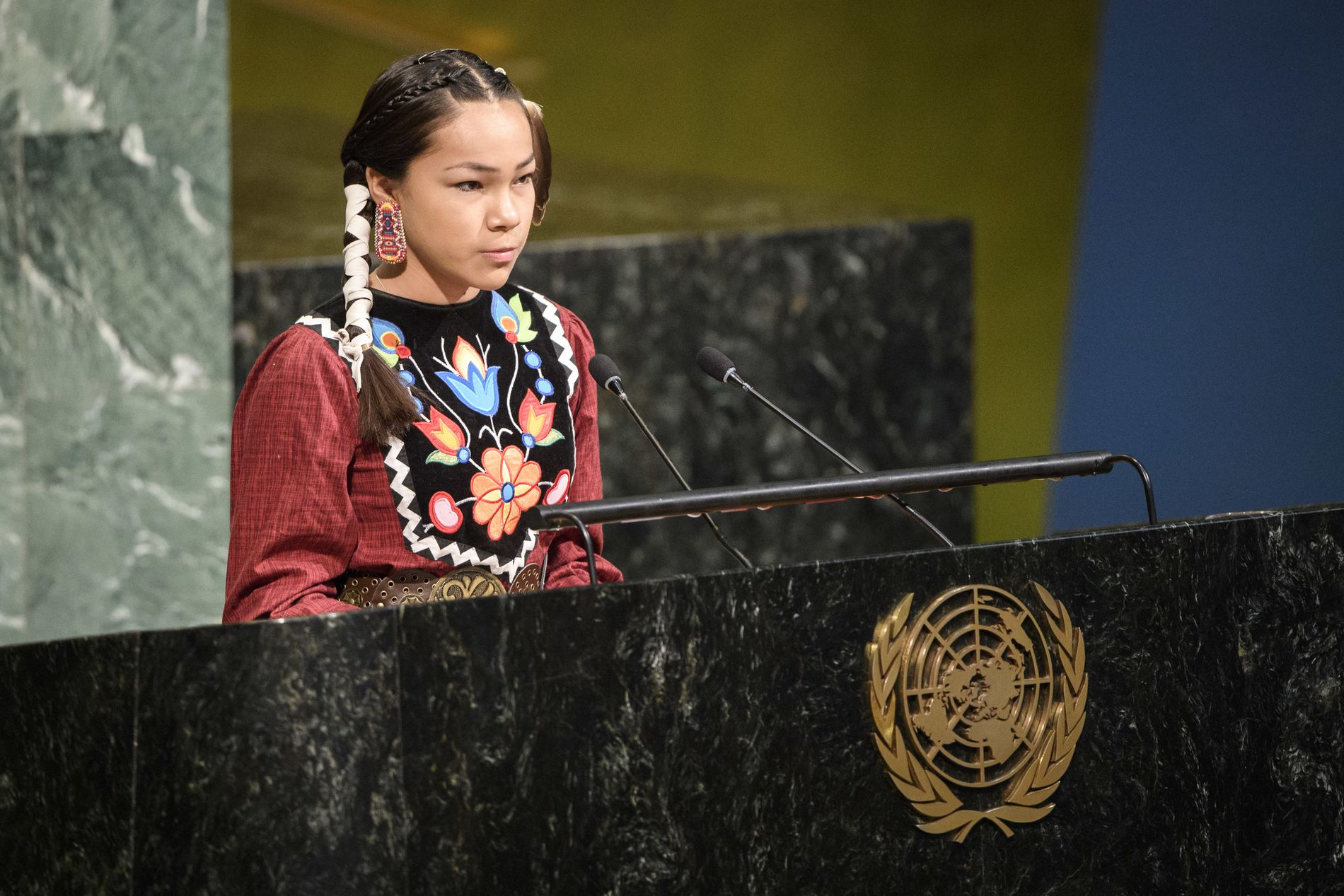 5 Young People Changing the World