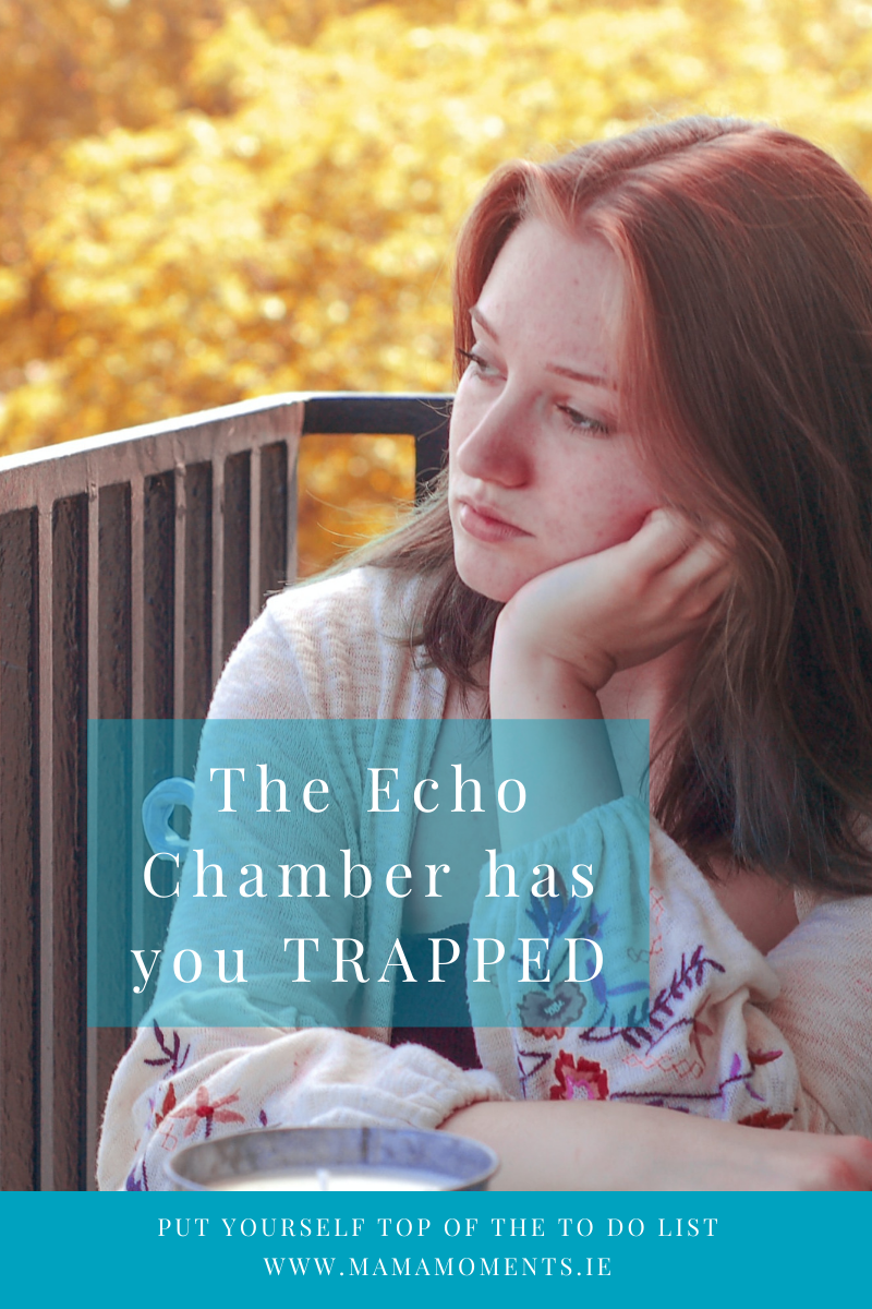 The Echo Chamber has you TRAPPED
