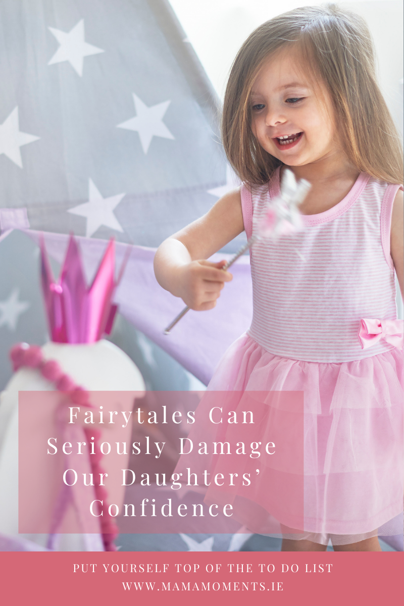 Fairytales Can Seriously Damage Our Daughters' Confidence