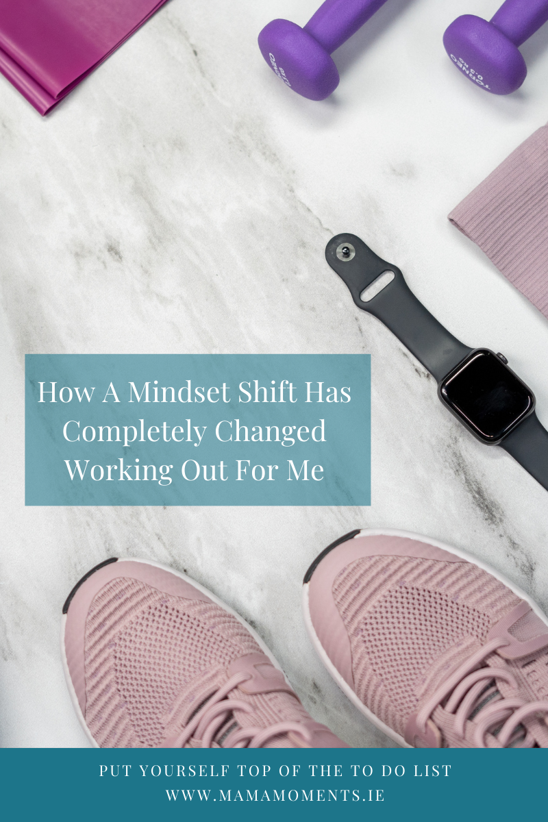 How A Mindset Shift Has Completely Changed Working Out For Me