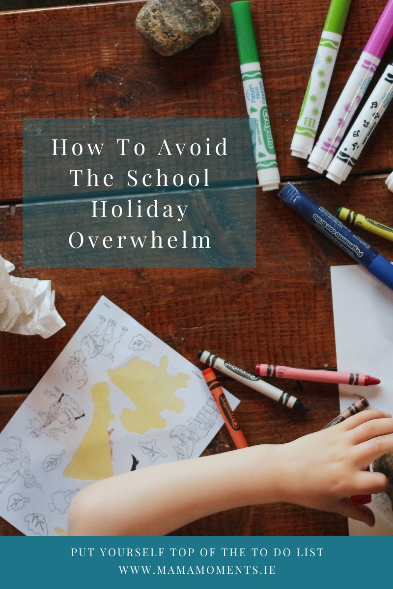 How to Avoid the School Holiday Overwhelm