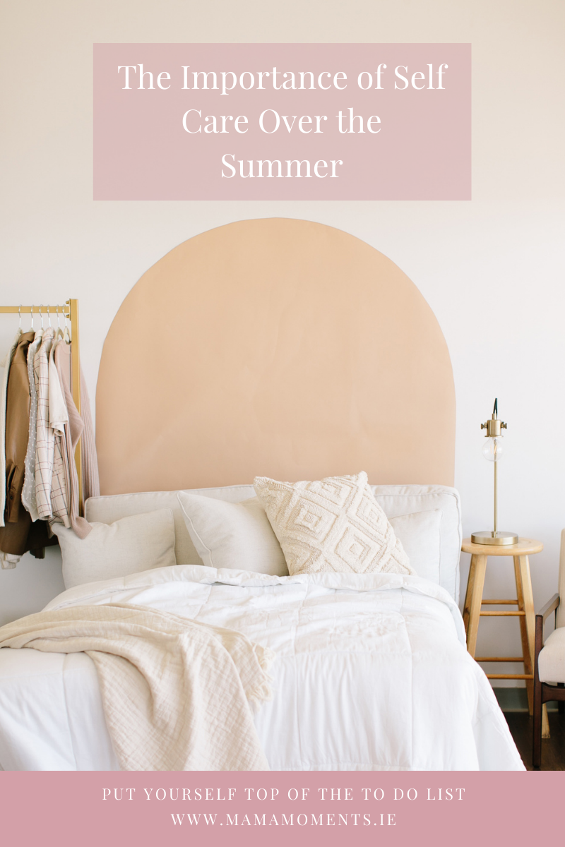 The Importance of Self Care Over the Summer