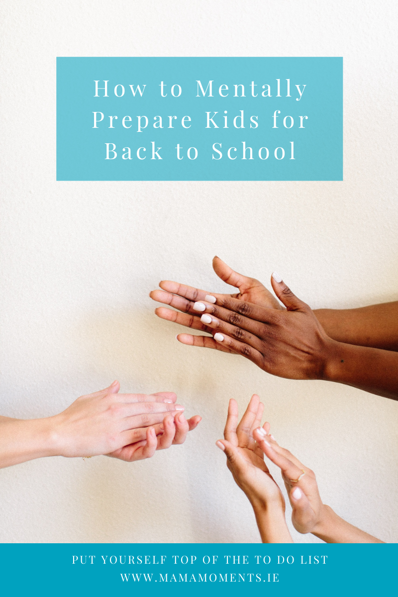 How to Mentally Prepare Kids for Back to School