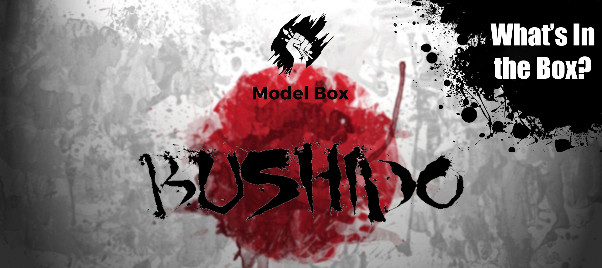 What's In The Box? Bushido January