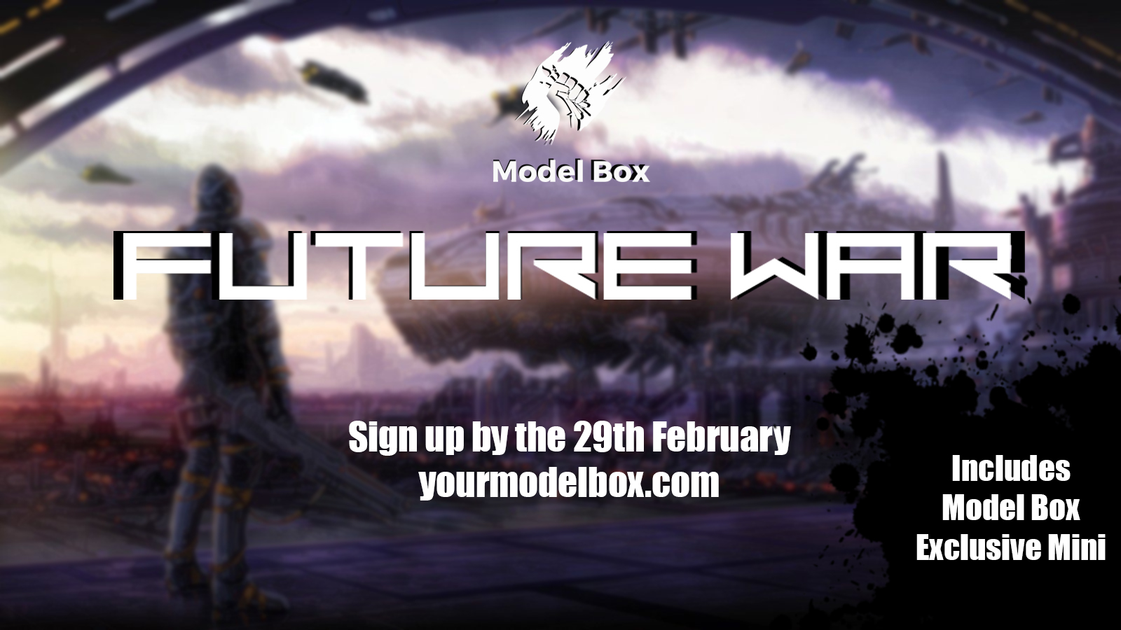 What's In the Box - Future War
