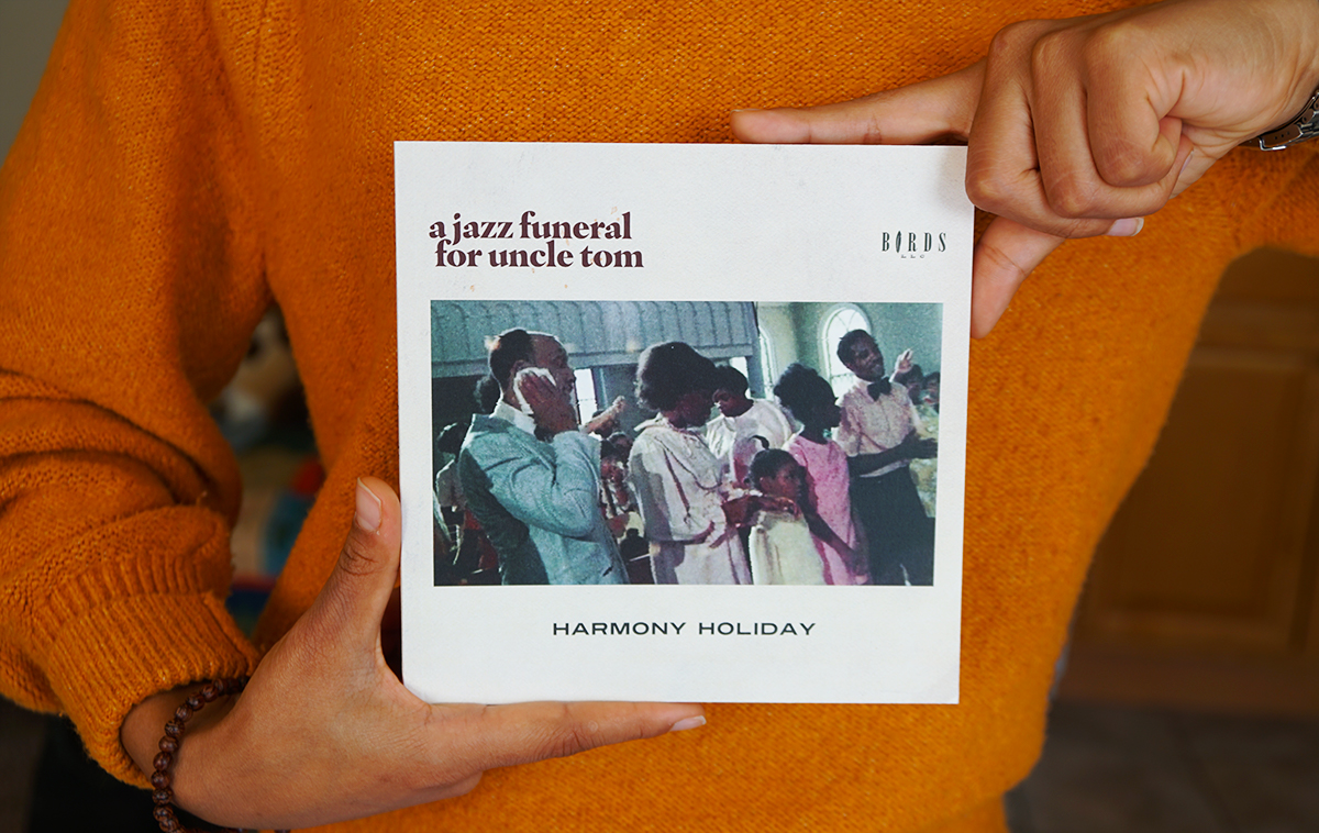 "Book Review: Harmony Holiday's ""A Jazz Funeral For Uncle Tom"""