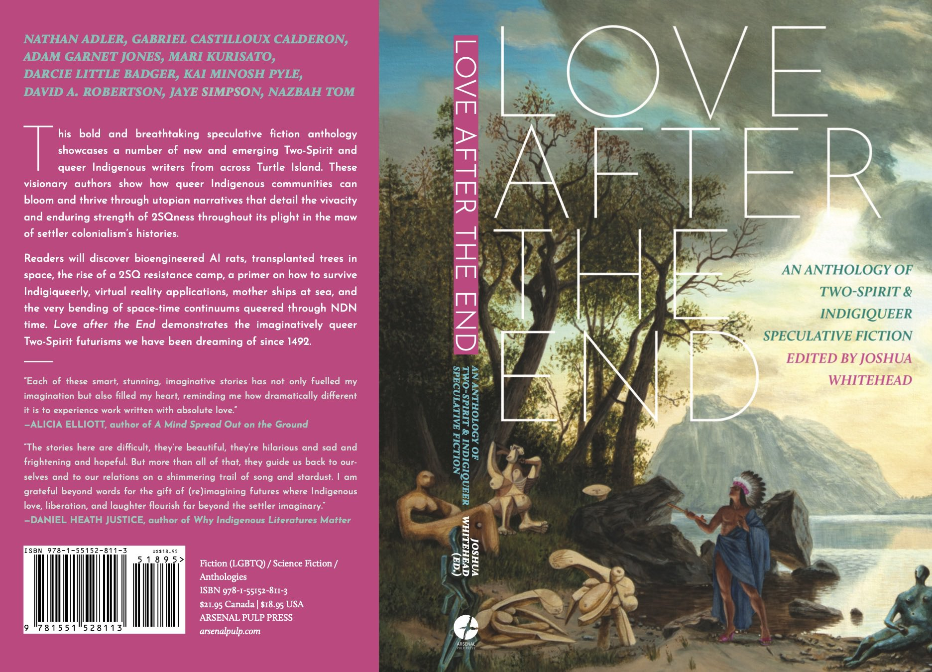 "Book Review: ""Love After the End"" ed. Joshua Whitehead"