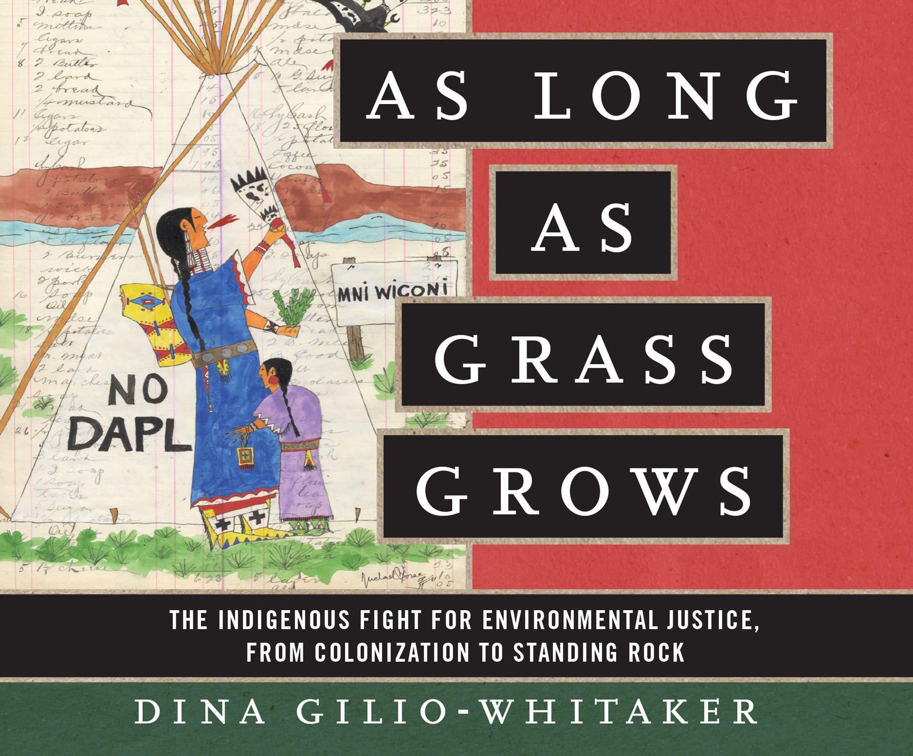 "Book Review: Dina Gilio-Whitaker's ""As Long As Grass Grows"""