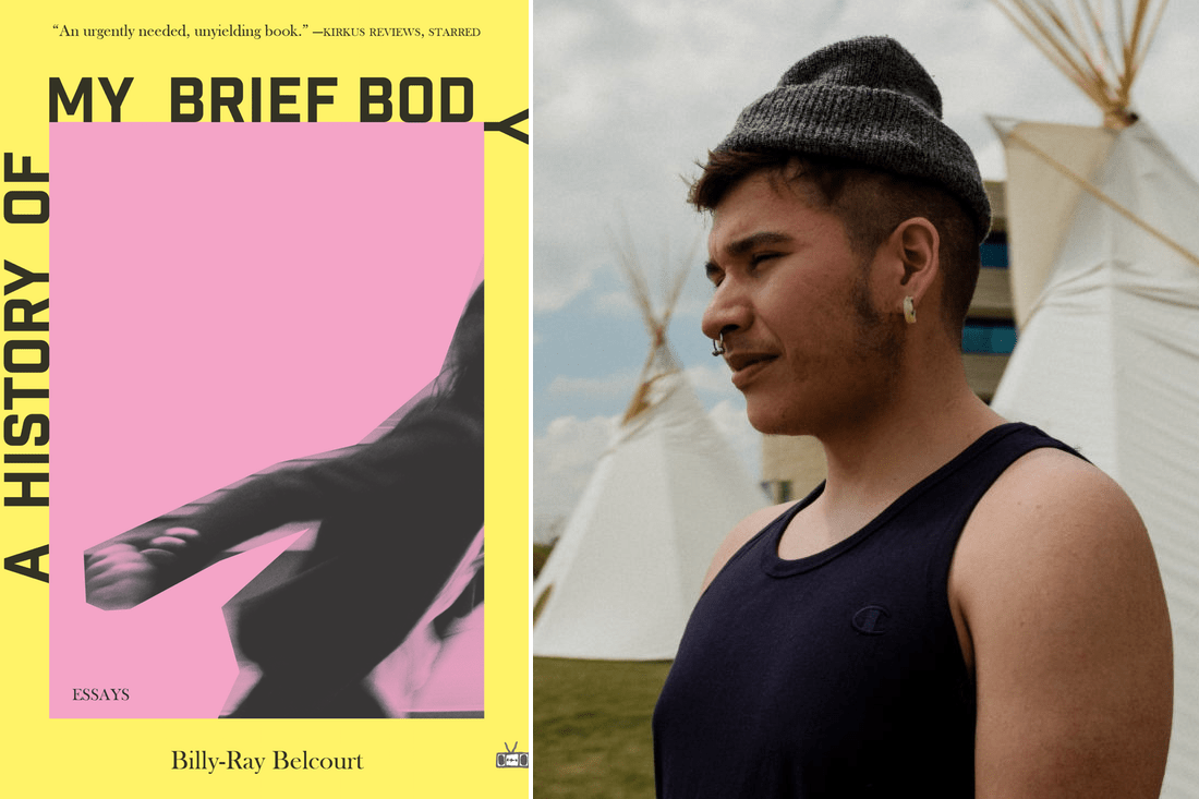 """Book Review: Billy-Ray Belcourt's """"A History of My Brief Body"""""""