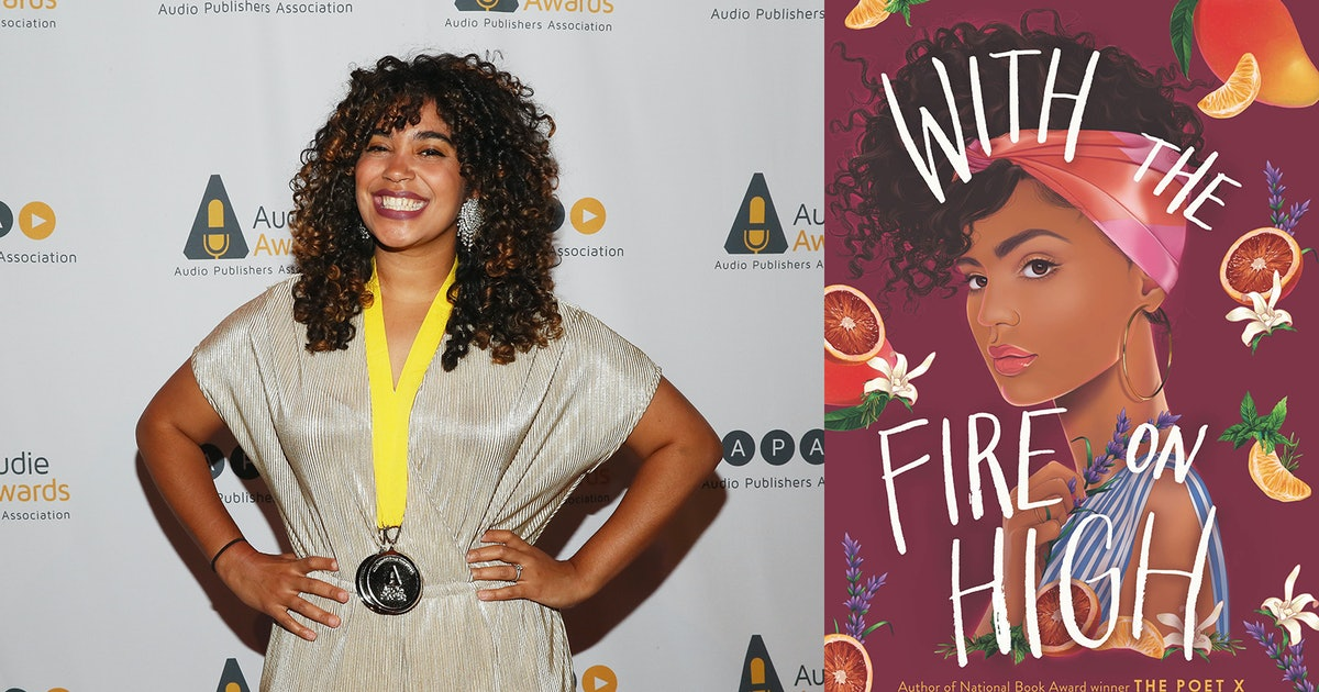 """Book Review: Elizabeth Acevedo's """"With the Fire on High"""""""