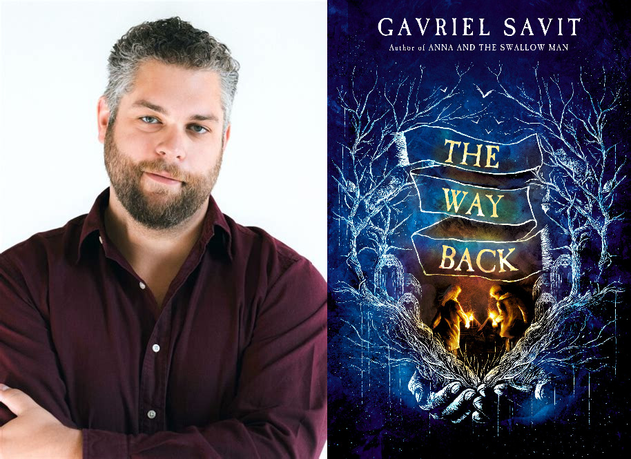 "Book Review: Gavriel Savit's ""The Way Back"""