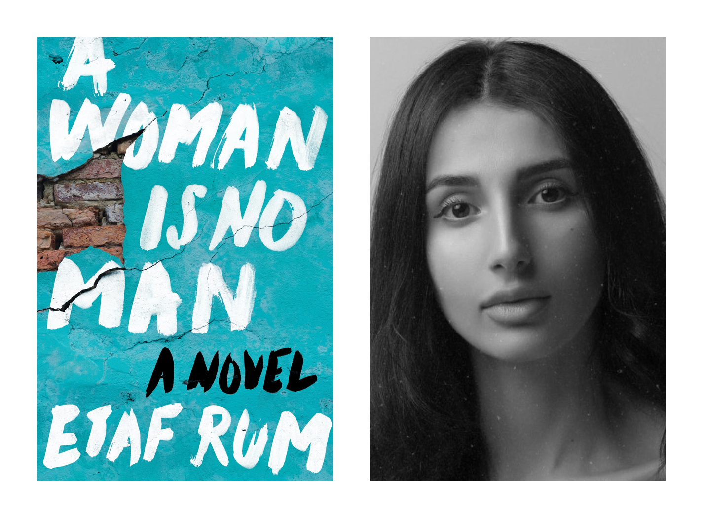 "Book Review: Etaf Rum's ""A Woman Is No Man"""