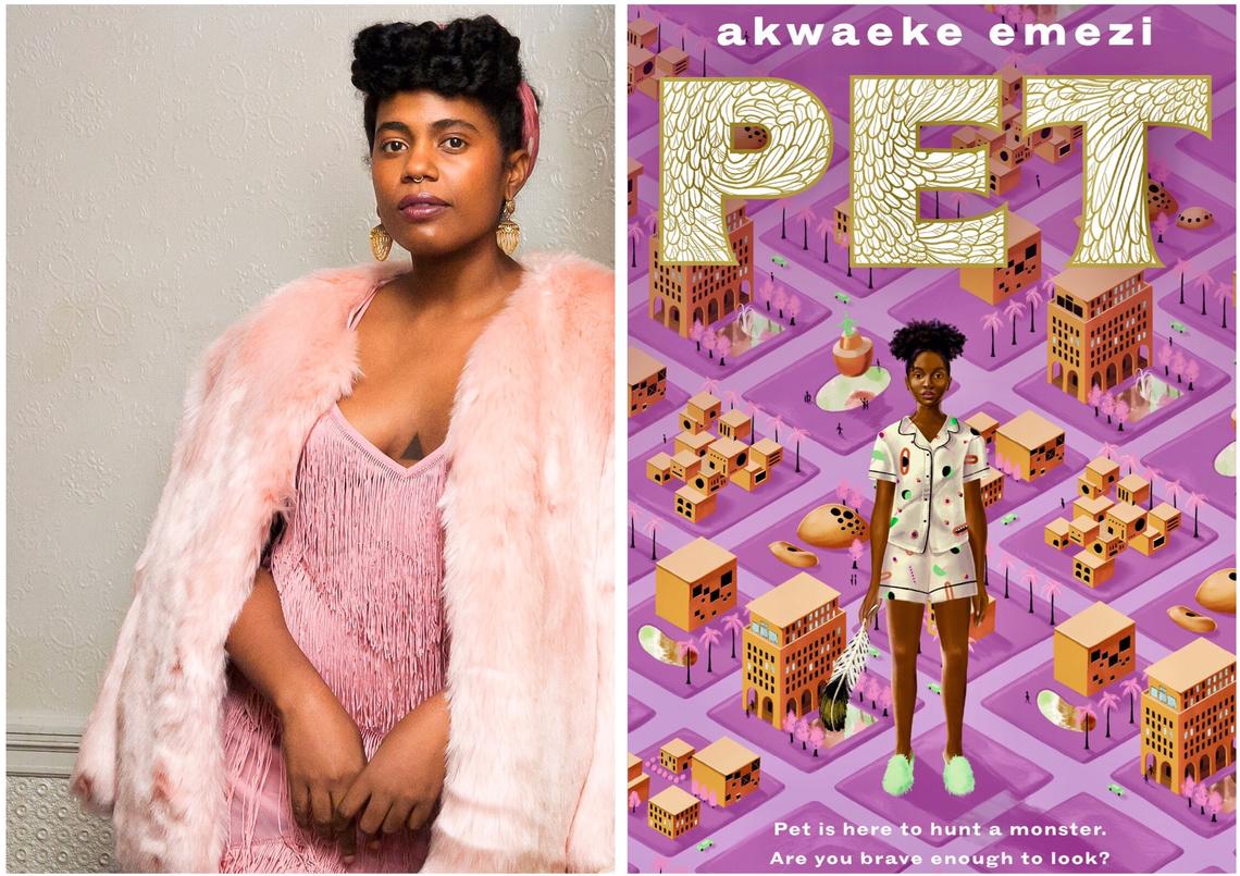 """Book Review: Akwaeke Emezi's """"Pet"""""""