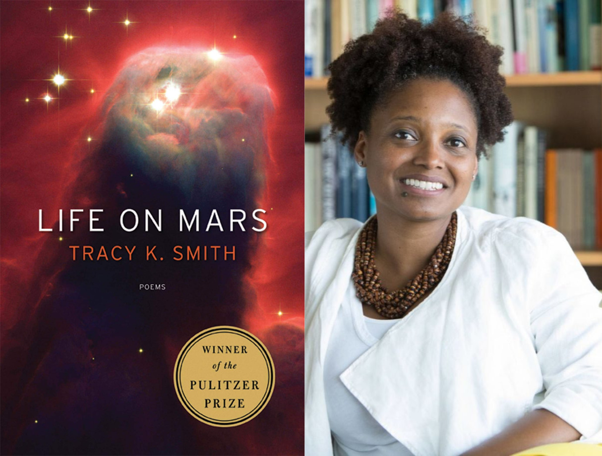 "Book Review: Tracy K. Smith's ""Life on Mars"""