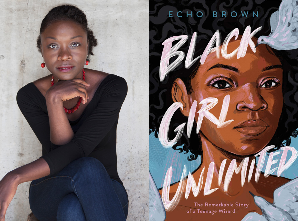 "Book Review: Echo Brown's ""Black Girl Unlimited"""