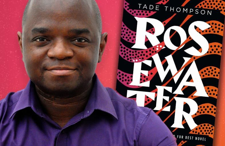 "Book Review: Tade Thompson's ""Rosewater"""