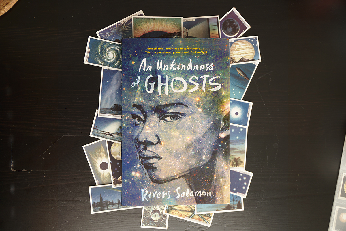 """Book Review: Rivers Solomon's """"An Unkindness of Ghosts"""""""