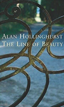Book cover of The Line of Beauty by Allan Hollinghurst
