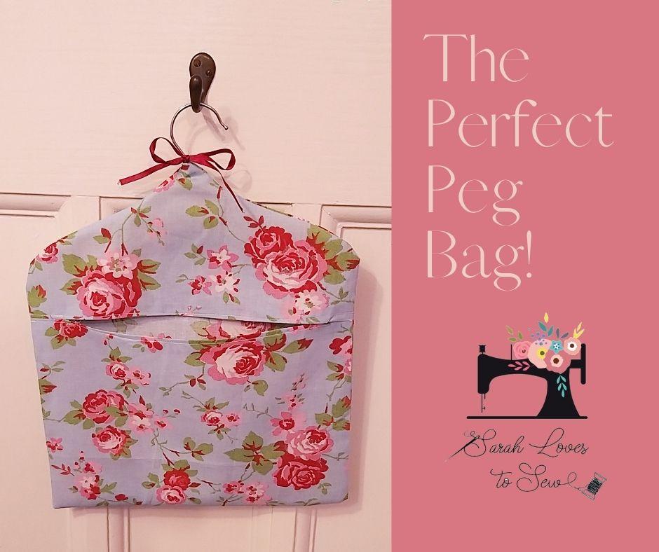 July - The Perfect Peg Bag!