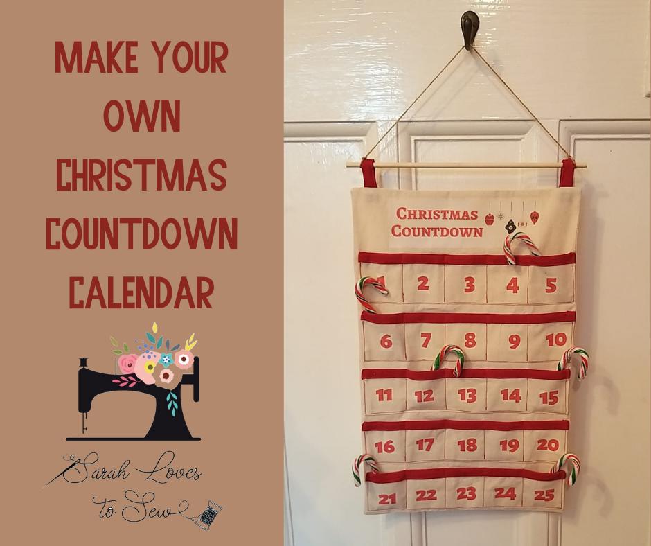 November - Make a Christmas Countdown Calendar