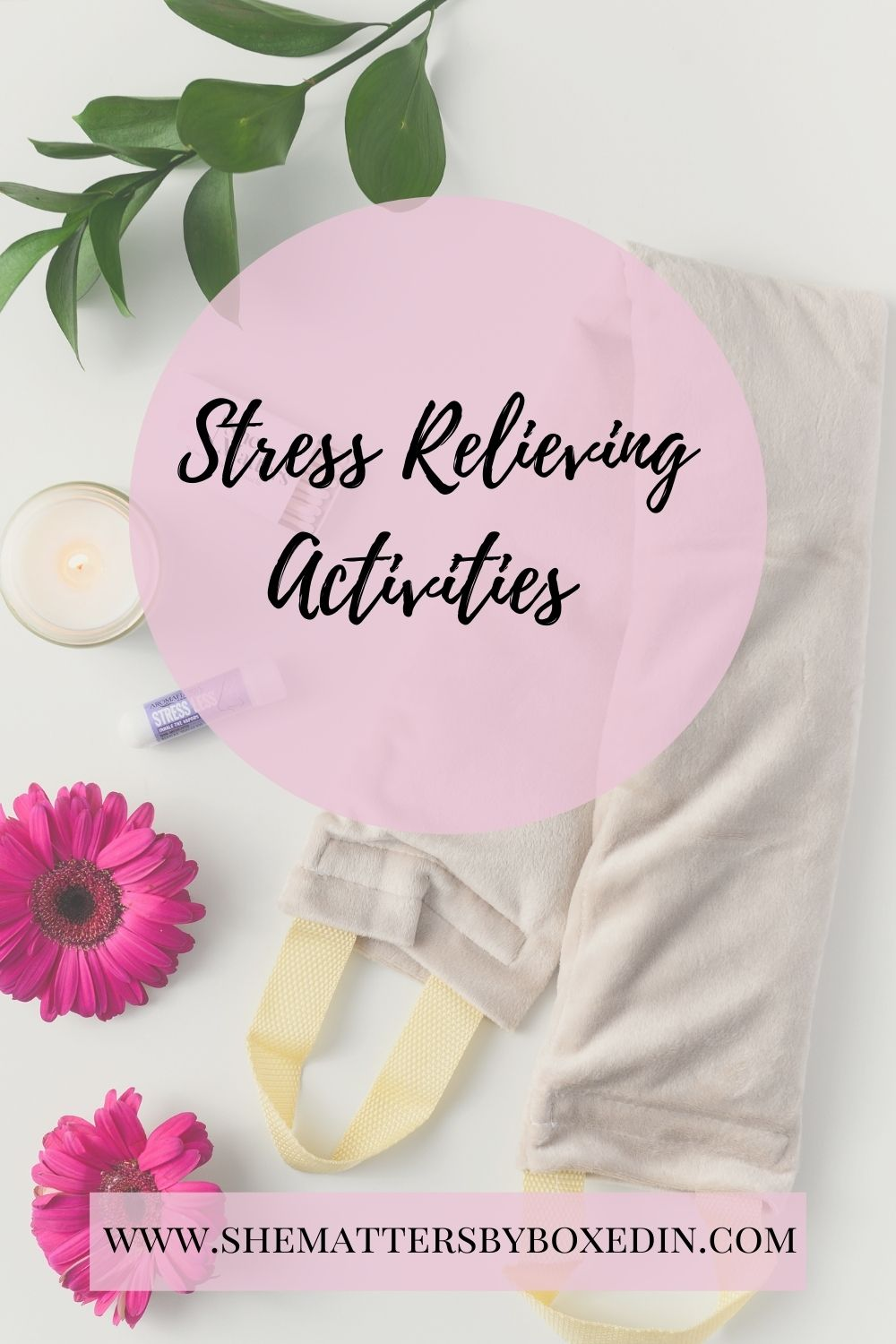 Stress Relieving Activities You'll Want to Do!