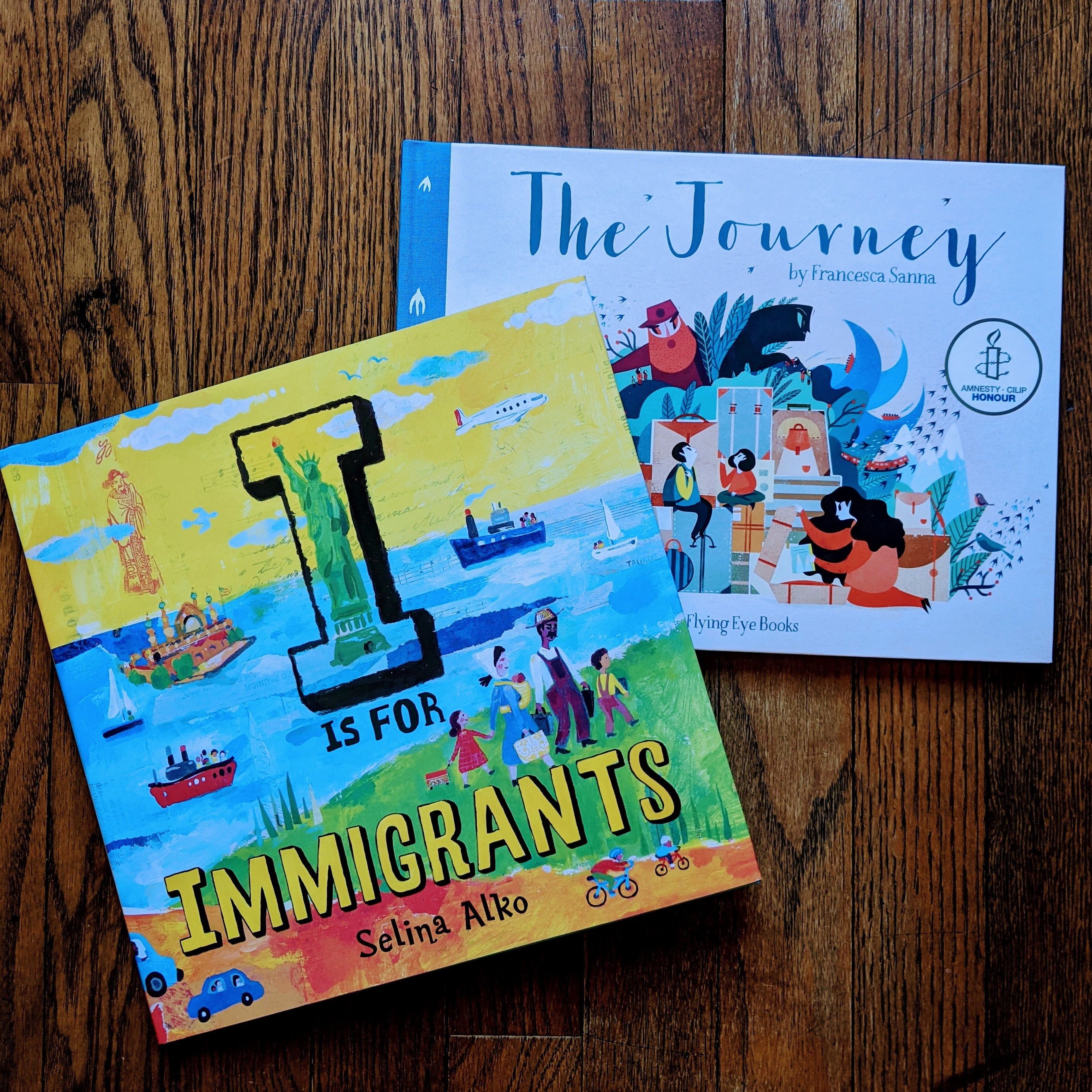 Illuminating the Refugee and Immigrant Experience