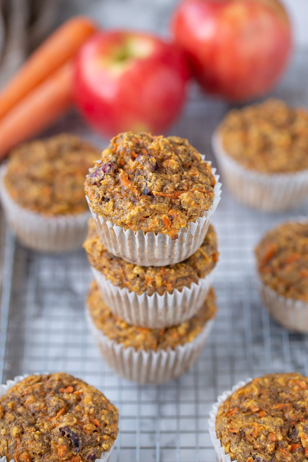 Delicious Bran Flax Seed Muffins