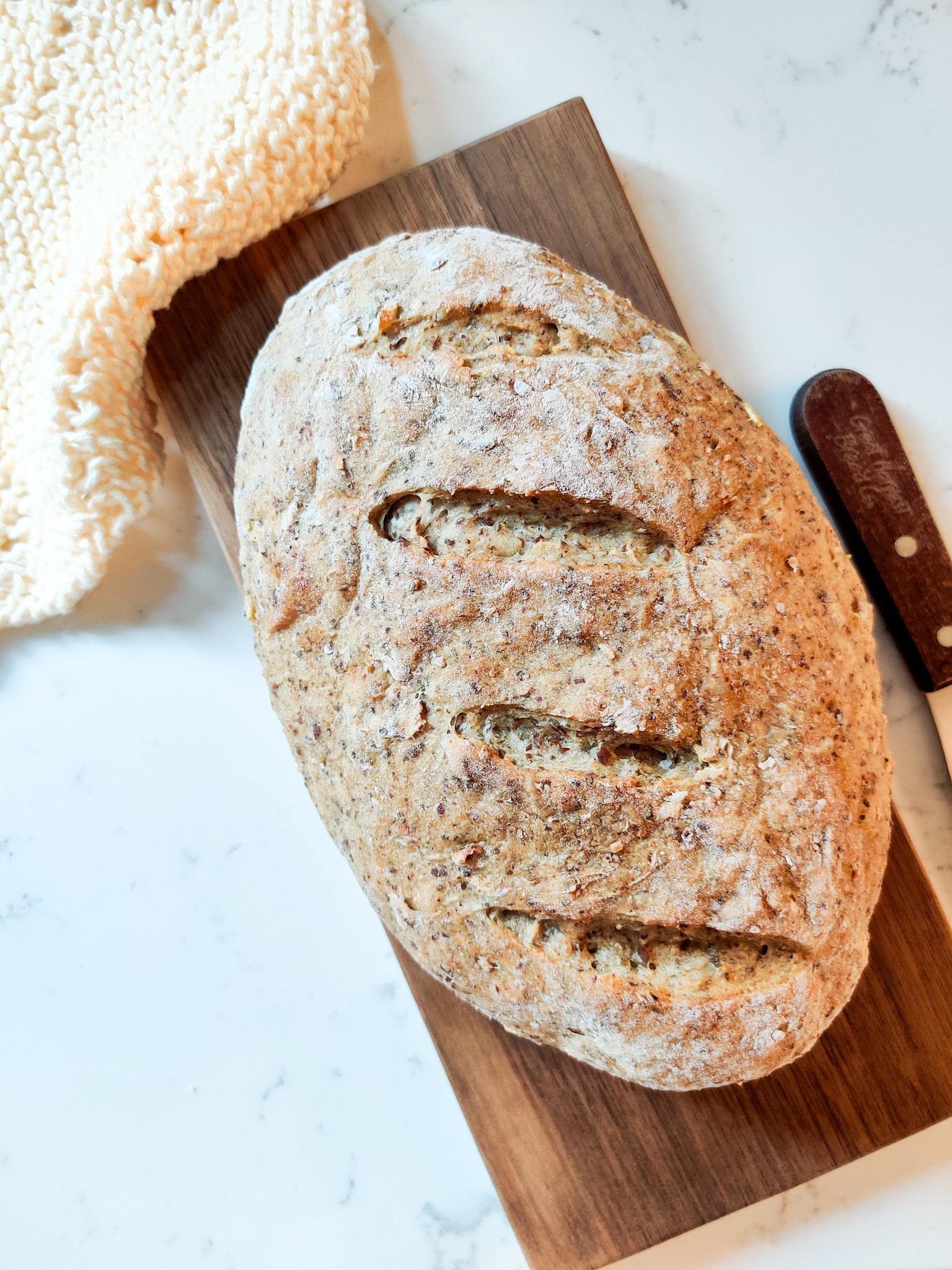 Grain Market Loaf