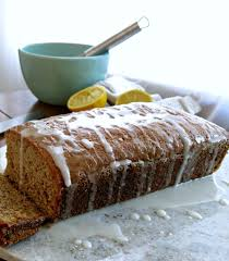 Lemon Flaxseed Cake