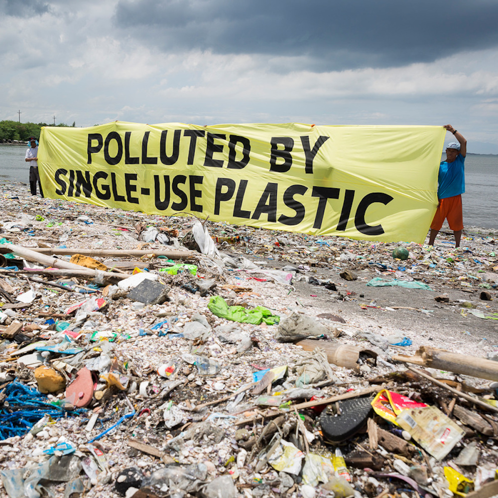 Plastics in Our Drinking Water